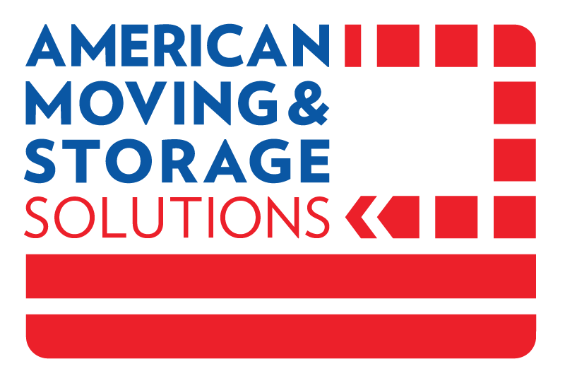 amaerican moving and storage solutions logo